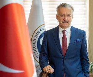 Rector's Welcome Speech – Erzincan Binali Yıldırım Üniversitesi