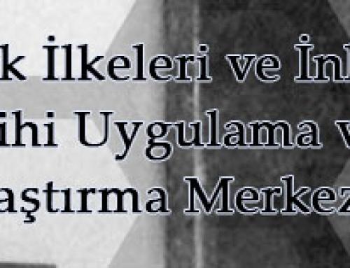 Atatürk İlkeleri ve İnkılap Tarihi Uygulama ve Araştırma Merkezi