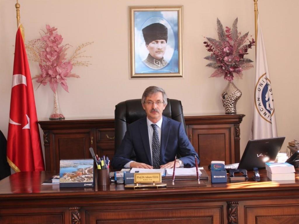 Prof. Dr. Adnan ÖZEL