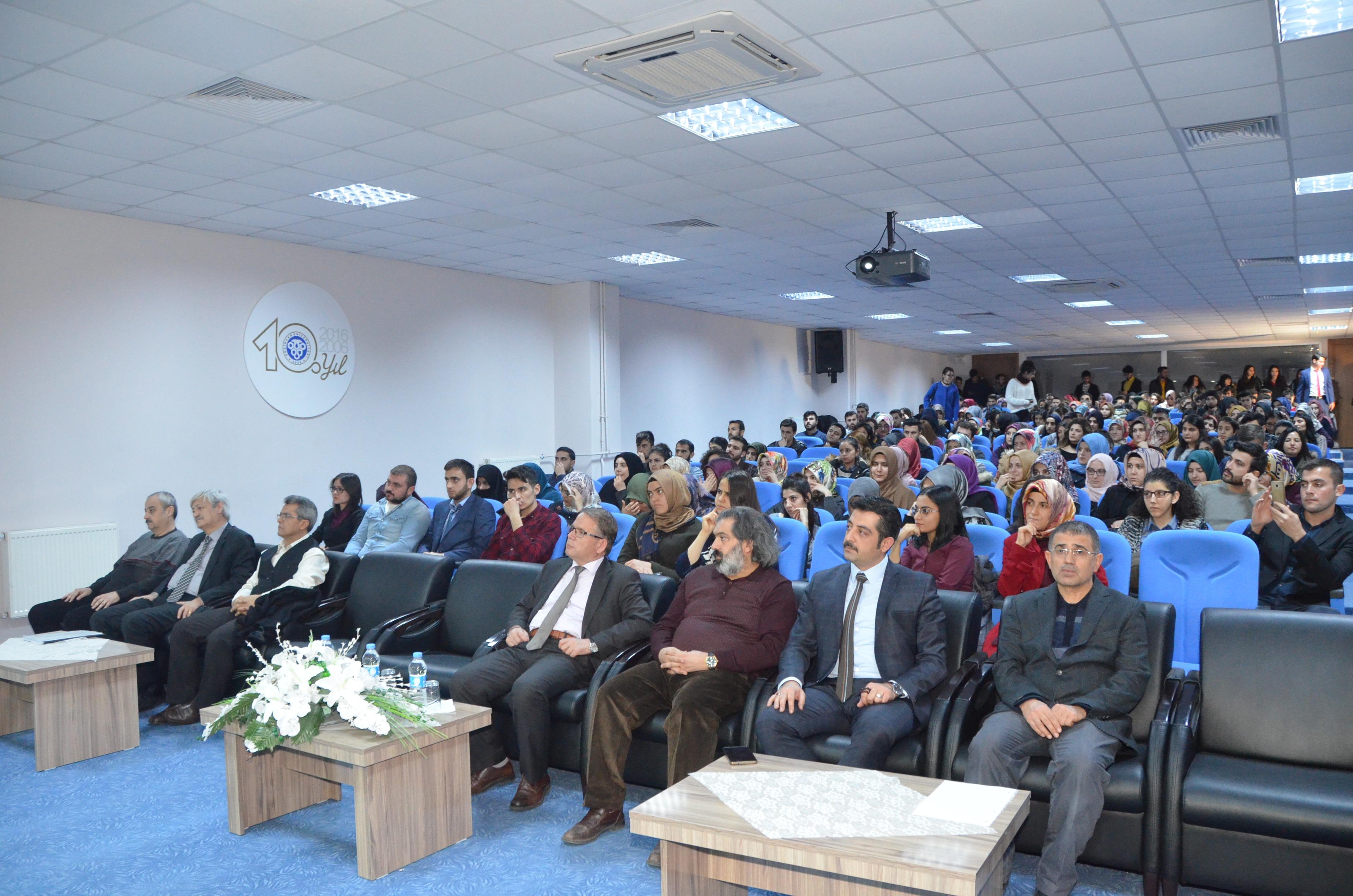 """Azmin Zaferi Çanakkale"" Konferansı"