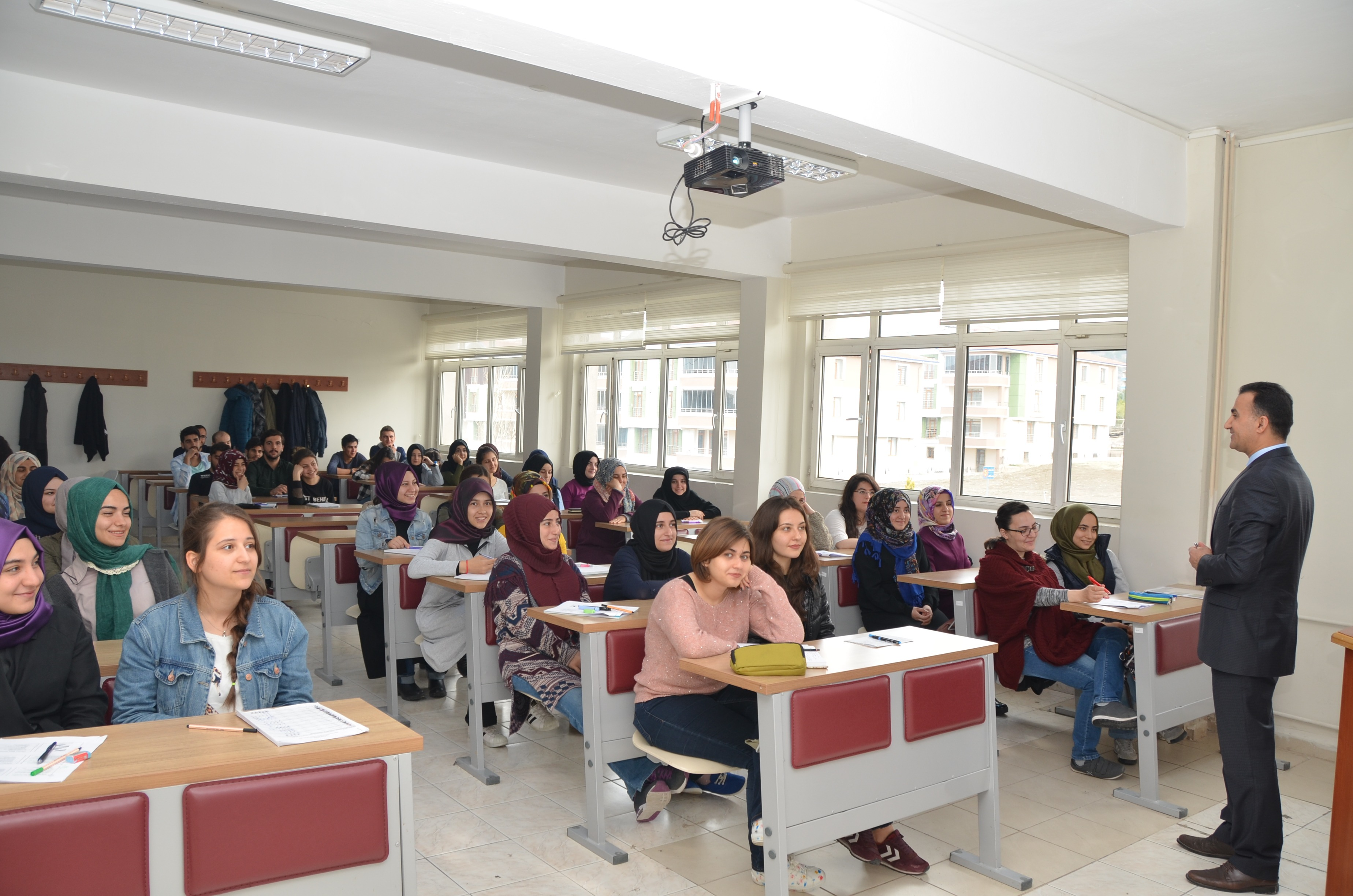 Erzincan University has started new academic year with 24.551 students