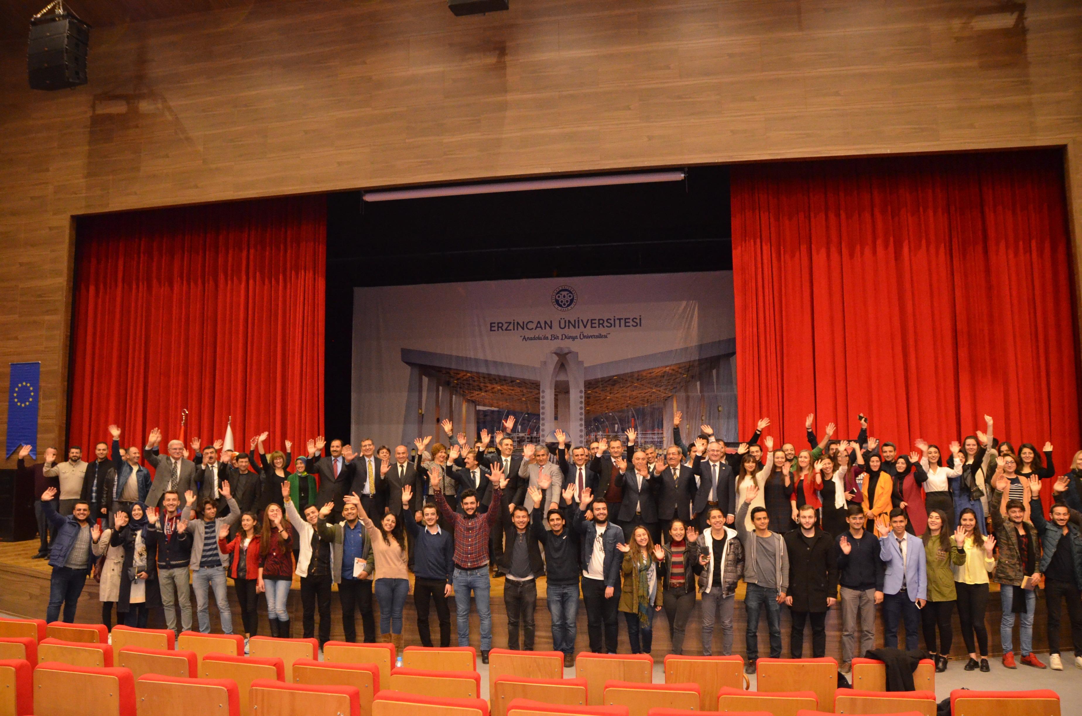 30th Anniversary Events of Erasmus+ in Erzincan University