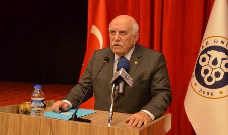 Former Minister Mr. Coşkun has shared his experiences with our students