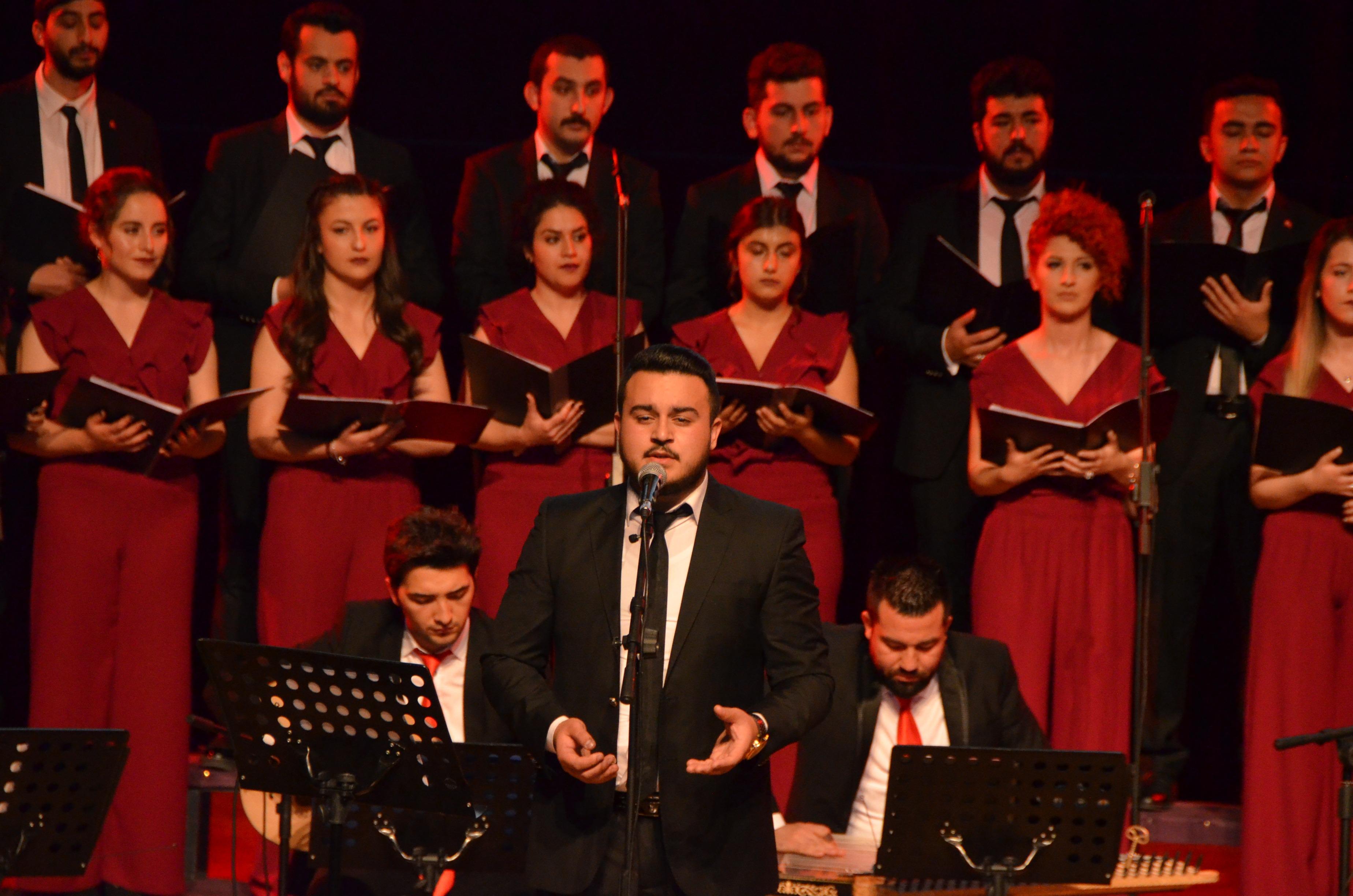 Eğitim Fakültesinin 50. Yılı Konseri