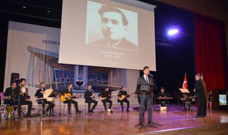 Erzincanlı Hafız Şerif was Remembered with His Folk Songs
