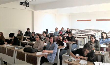 TÜBİTAK ARDEB Proje Seminerinin Dördüncüsü Yapıldı