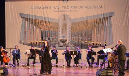 """Üniversitemizde """"Özdemir Hafızoğlu"""" 24 Kasım Öğretmenler Günü Konseri"""