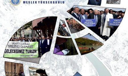 Üniversitemiz Doğu Akdeniz Uluslararası Turizm ve Seyahat Fuarı EMITT' e katılacak…