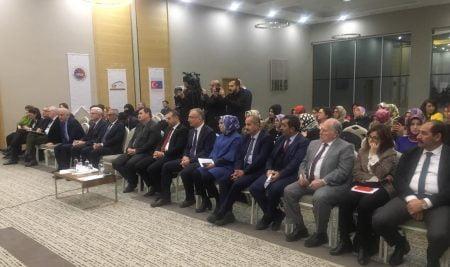 """Rektörümüz """"AB ile Kadın Girişimcilerin Geliştirilmesi Projesi"""" Erzincan Çalıştayına Katıldı"""