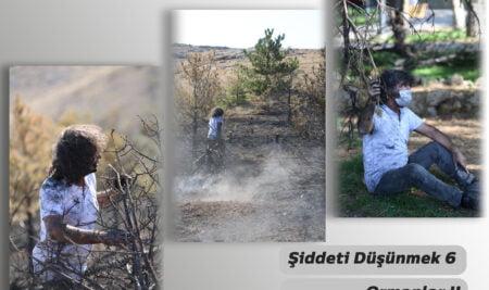Prof. Dr. Mehmet Kavukçu Yaptığı Performansıyla Orman Yangınlarına Dikkat Çekti.